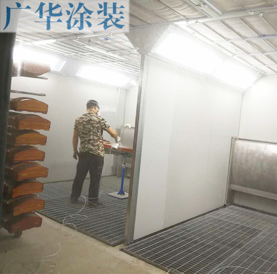 水帘式喷漆房厂家