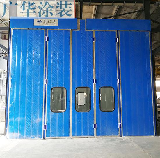 机械烤漆房
