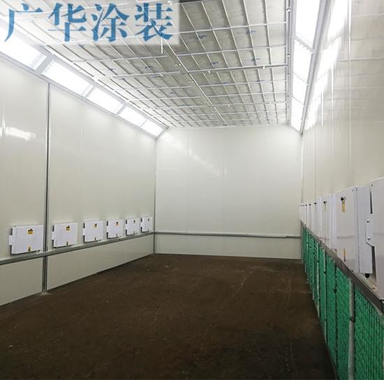 浙江无尘喷漆房厂家