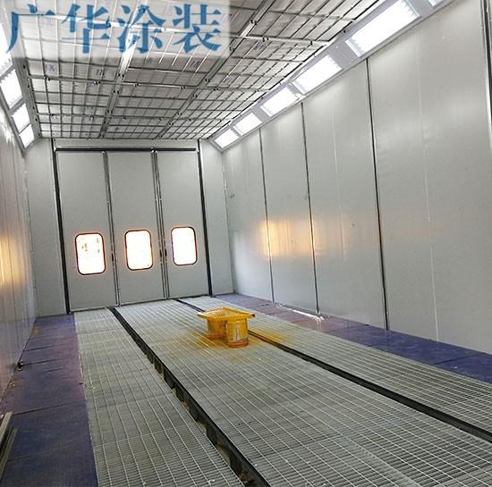浙江无尘环保喷漆房厂家