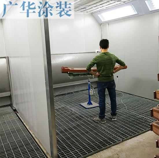 浙江水帘喷漆房厂家