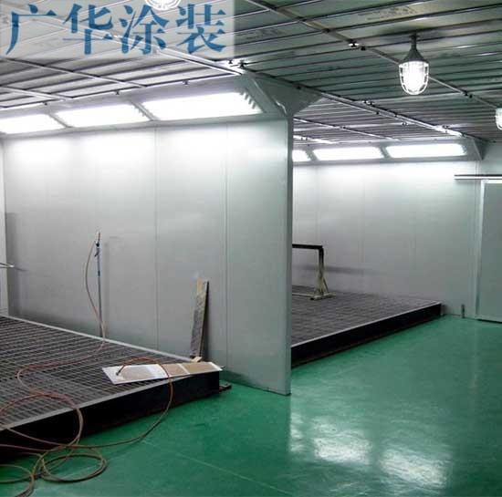 浙江环保家具喷漆房