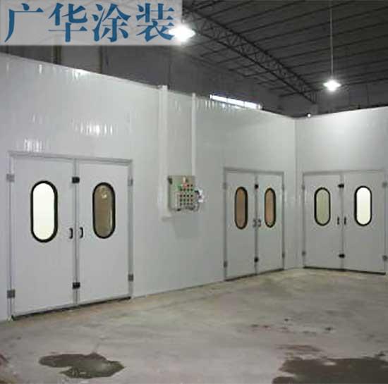 浙江新型家具喷漆房
