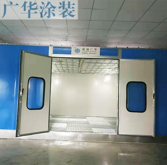 机械油漆房