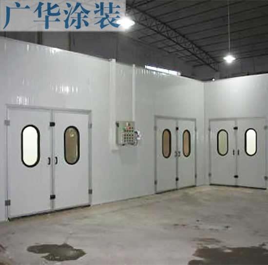 新型家具喷漆房